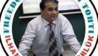 UYGURLARIN VİCDANI  DR.TOHTİ'YE TURAN YAZGAN TÜRK DÜNYASI BÜYÜK ÖDÜLÜ VERİLDİ