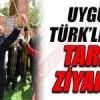 KAZAKİSTAN'DA UYGURLARIN YAŞADIKLARI YERLERİN ADI DEĞİŞTİRİLMEYECEK