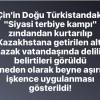 """KAZAK TÜRKÜ ANSAGAN : ÇİN'DEN İNSANLIK ADINA BİR ŞEY ARAMAYIN VE  BEKLEMEYİN ! """""""