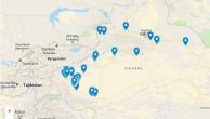 """""""KAMPLARI KAPATTIK"""" SÖZÜ YALAN: ÇİN, DOĞU TÜRKİSTAN'DA  380 YENİ NAZİ KAMPI KURDU"""