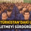 """ALMAN DIŞ İŞLERİ BAKANI MAAS : UYGURLARIN """"KAMP"""" LARA KAPATILMASI KABUL EDİLEMEZ"""