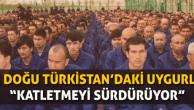 ÇİN'DEN  KURDUĞU ÇKP. NAZİ KAMPLARINA TÜRKLERİ HAPSETMEK İÇİN YENİ BAHANELER
