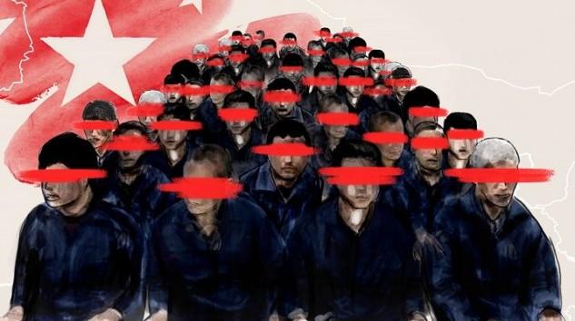 """ÇİN'İN SÖZCÜSÜ VE RUSYA'NIN  YANDAŞI """"AYDINLIK""""'A DOĞU TÜRKİSTAN VE KIRIM  TEPKİSİ"""