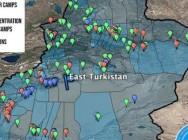 ÇİN'İN DOĞU TÜRKİSTAN'DAKİ HAPİSHANE VE TOPLAMA KAMPLARININ SAYISI 500'Ü GEÇTİ