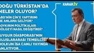 DUK GENEL BAŞKANI  İSA KARAR TV.DA DOĞU TÜRKİSTAN'I  VE   SORUNLARINI   ANLATTI