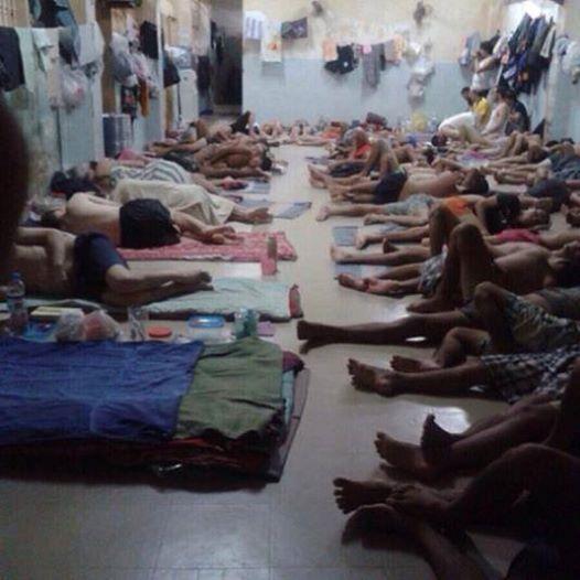 Tayland-Hapishane