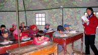 Doğu Türkistan'ın Uluğçat nahiyesinde Deprem