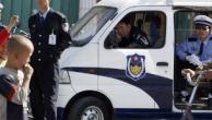 HOTEN'İN KARAKAŞ İLÇESİNDE  5 ÇİN POLİSİNE İNFAZ