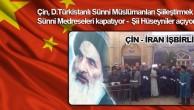 'SÖZDE İSLAM CUMHURİYETİ İRAN'IN DOĞU TÜRKİSTAN, KIRIM AZERBAYCAN KUZEY KAFKASYA POLİTİKASI