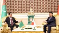 JAPONYA'DAN   TÜRKMENİSTAN'A 18 MİLYOR DOLARLIK YATIRIM