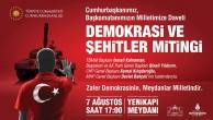 TÜRK-İSLAM DÜNYASI'NIN KALBİ BUGÜN, İSTANBUL'UN  YENİKAPI MEYEDANI'NDA ATACAK