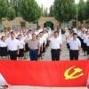ÇİN'İN DOĞU TÜRKİSTAN'DAKİ  SOYKIRIMI KAYSERİ'DE PROTESTO EDİLDİ