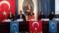 """GAZİANTEP ÜNİVERSİTESİ'NDE  """"DOĞU TÜRKİSTAN : DİL,KÜLTÜR,SANAT VE EDEEBİYAT """"  PANELİ"""