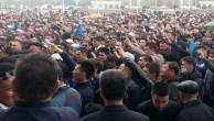 KAZAKİSTAN'DA  HALK ÇİN'İN  YAYILMACI VE SÖMÜRGECİLİĞİNE  KARŞI AYAKLANDI