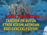 İŞGALCİ ÇİN, DOĞU TÜRKİSTAN'DA CORONA BAHANESİYLE TÜRKLERİ AÇLIĞA MAHKUM EDİYOR