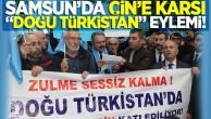 ATAKUM BELEDİYESİ'NDEN İŞGALCİ ÇİN'E TEPKİ:TÜRKLERE BASKI İNSANLIĞA KARŞI SUÇTUR !