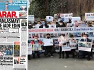 08 MART DÜNYA KADINLAR GÜNÜNDE  BİNLERCE UYGUR KADIN, İŞGALCİ  ÇİN'İ PROTESTO ETTİ